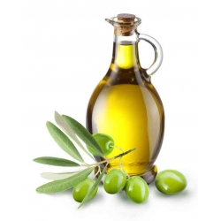 Olive huile application cosmétique vierge extra