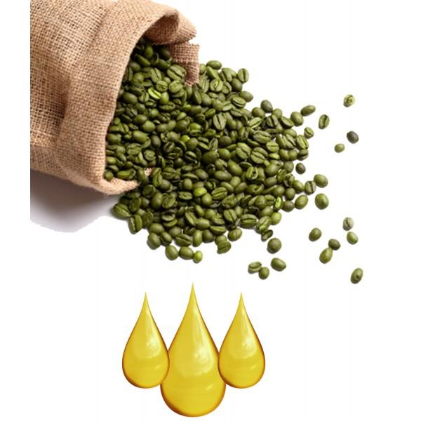 Café vert (Green Coffee Extract) EXTRAIT HYDROGLYCÉRINÉ