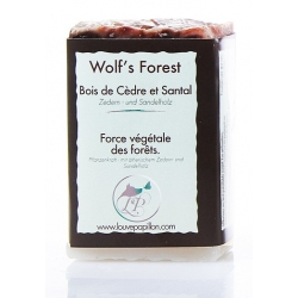 Savon naturel Bois de Cèdre et de Santal bio