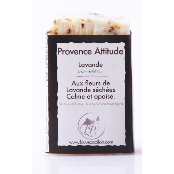 Savon Provence à la lavande