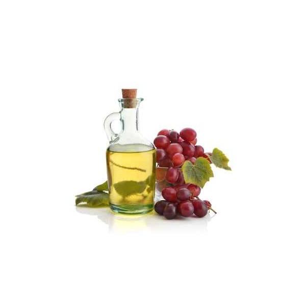 Pépins de raisin raffinée HUILE COSMÉTIQUE