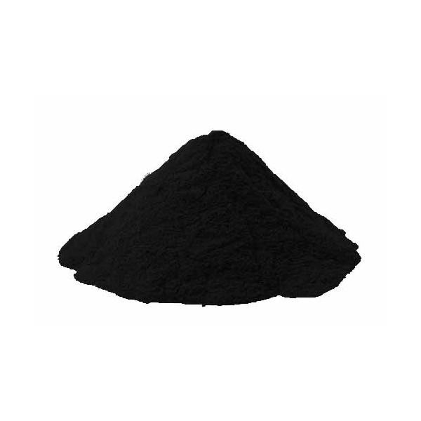Pigments cosmétiques naturels noirs