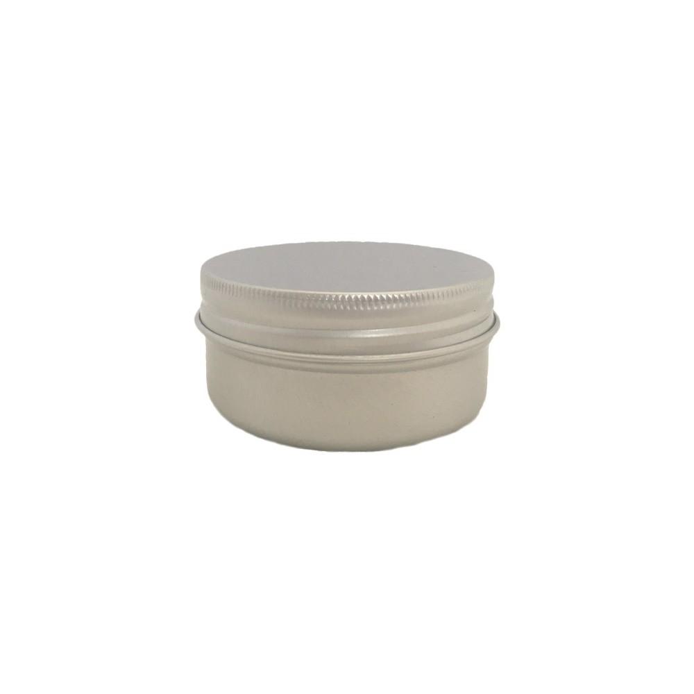 Boite alu pour cosmétiques 50 gr