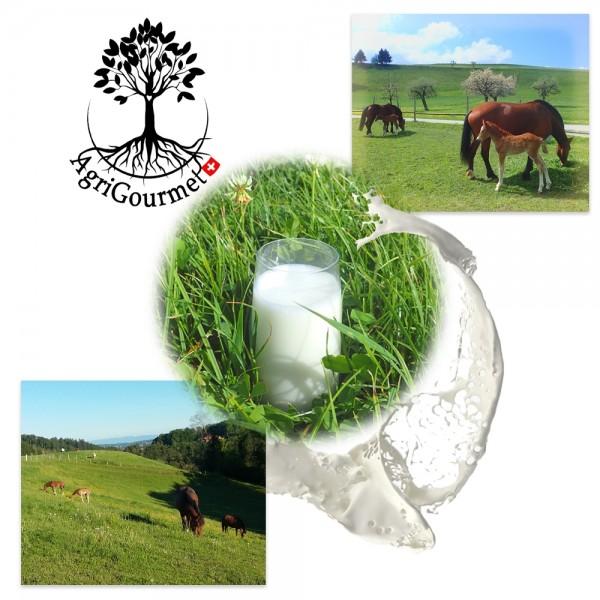 Lait de Jument Suisse - AgriGourmet