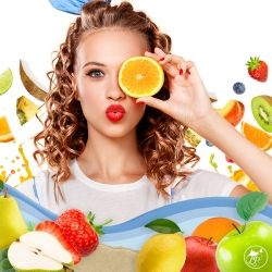 Atelier cosmetique fruits et vitamines