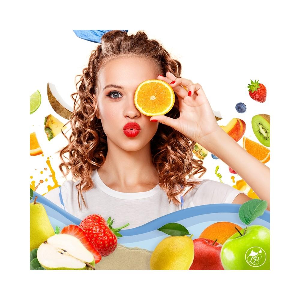 Atelier cosmetique fruits et vitamines