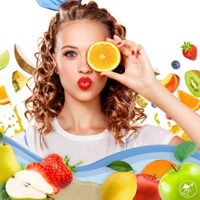 Atelier cosmétique fruits et vitamines