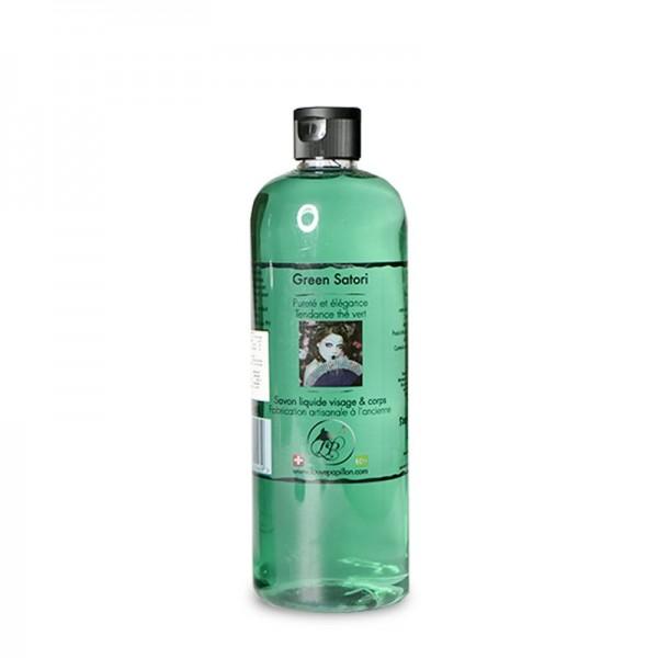 Savon Liquide Green Satori