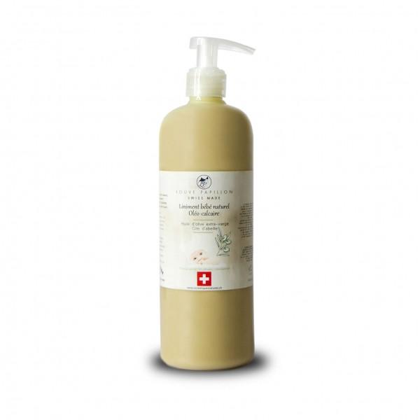 Liniment oléo-calcaire 100% olive