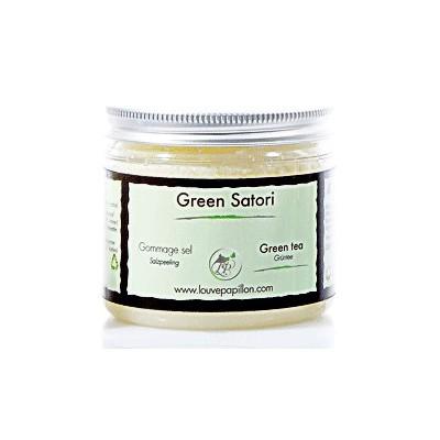 Gommage Green satori au thé vert