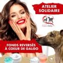 Atelier cosmétique solidaire - soutien Coeur de Galgo ! Nouveaux produits, nouvelles formules !