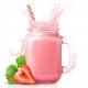 Parfum cosmétique smoothie aux fraises