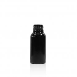 Flacon alu noir finition luxe gloss 50 ml