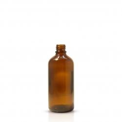 Flacon verre ambré 50ml EKATO
