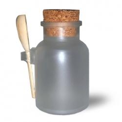 Jarre avec cuillère bois MERLIN
