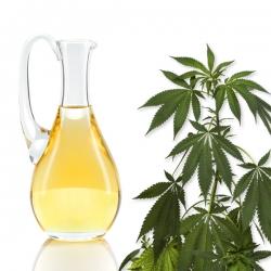 Chanvre graines huile pure et naturelle