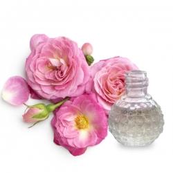 Eau de rose biologique, hydrolat de rose