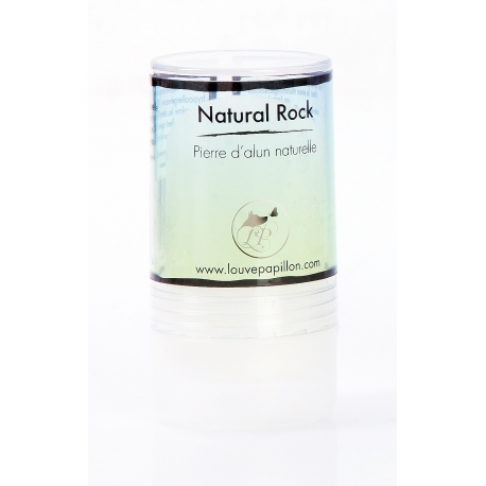 Déodorant naturel pierre d'alun