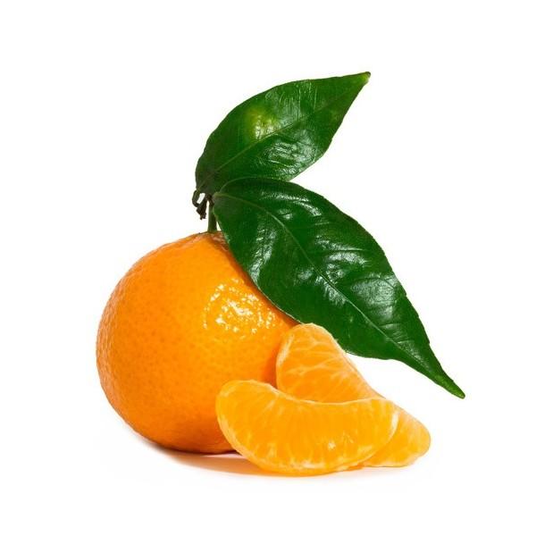 Mandarine rouge zeste bio HUILE ESSENTIELLE