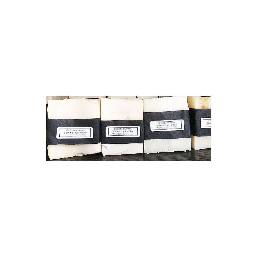 Pain de savon naturel minimum 200gr