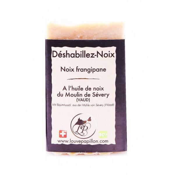 Savon naturel à l'huile de noix