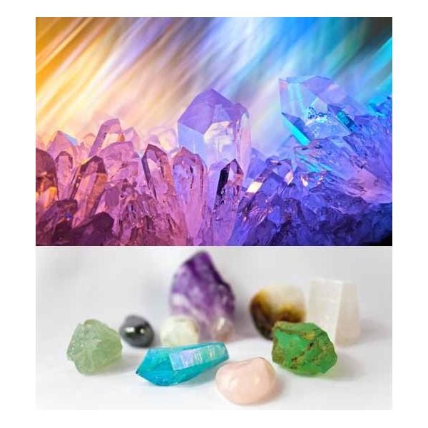 Atelier Pierres et minéraux