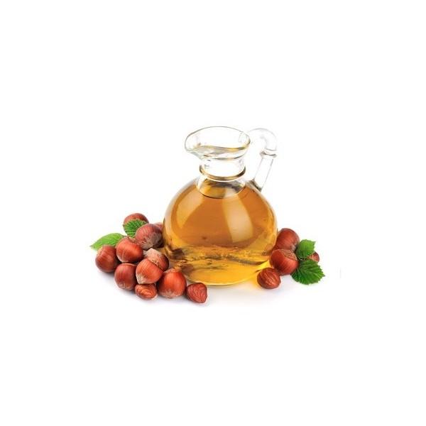 Noisette huile pure et naturelle bio pour cosmétiques