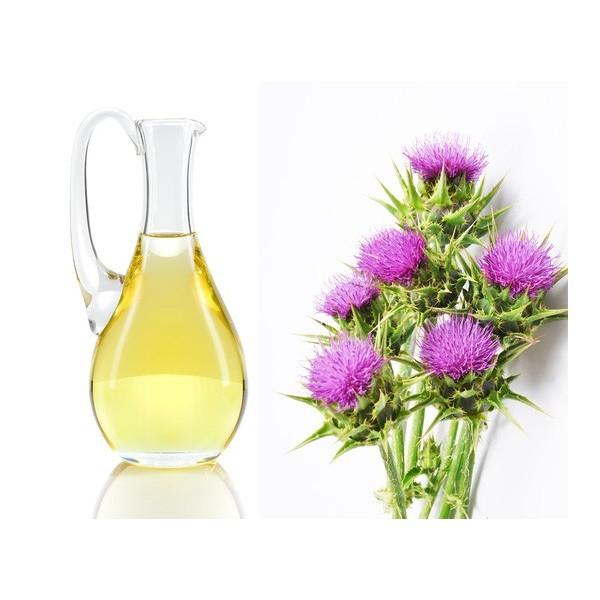 Chardon Marie vierge huile pure et naturelle