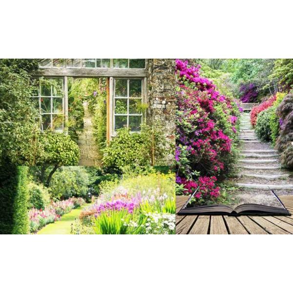 Parfum cosmétique Jardin Anglais